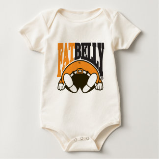 Fat Belly Clothing Baby Bodysuit
