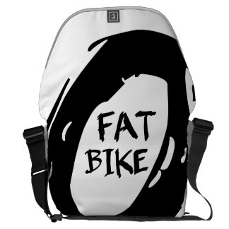 Fat Bike Courier Bag
