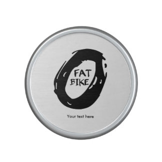 Fat Bike Speaker
