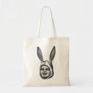 Fat Boy Bunny Tote Bag