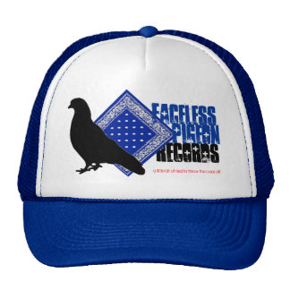 Fat-C Style Mesh Hats