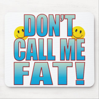 Fat Call Life B Mouse Pad