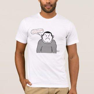 Fat - Cartoon Guy - Shirt