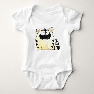 Fat Cat Baby Bodysuit