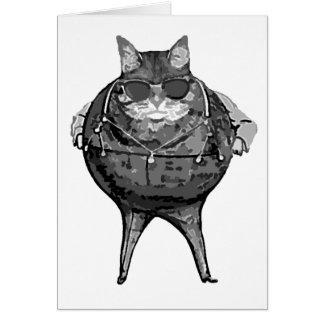 Fat Cat Banker Card