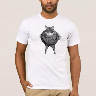 Fat Cat Banker T-Shirt