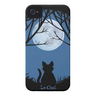 Fat Cat iPhone4 Case Cat Lover Le Chat iPhone Case