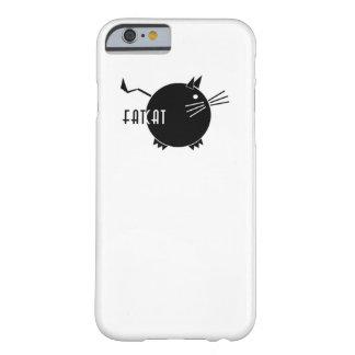 Fat Cat iPhone 6 case