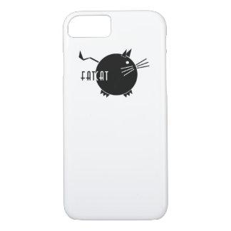 Fat Cat iPhone 7 case