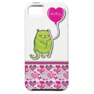Fat Cat iPhone SE/5/5s Case