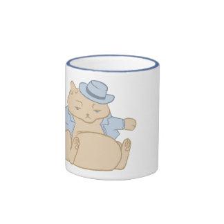 Fat Cat Little Coat Mug