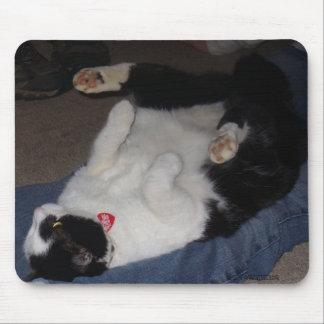 Fat Cat Mousepad Mouse Pad