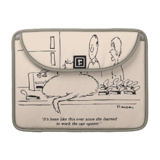 Fat Cat Sleeve For MacBook Pro