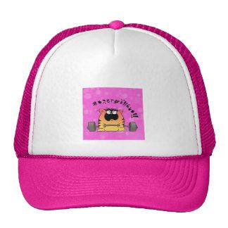 Fat Cat Trucker Hat