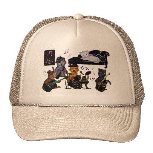 Fat Cats Jam Hats