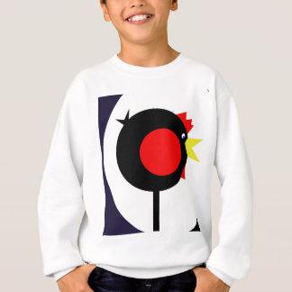 Fat chicken sweatshirt