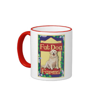 Fat Coffee Mug