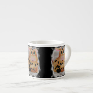 fat cow espresso cup
