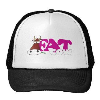Fat Cow Trucker Hat