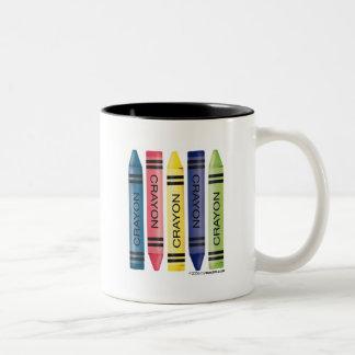 Fat Crayons Mug