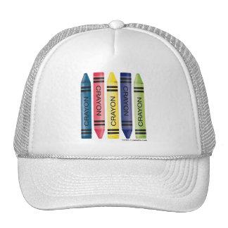 Fat Crayons Trucker Hats