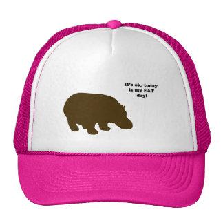 Fat Day Trucker Hat