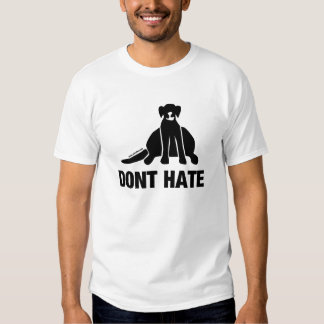 Fat Dog - Dont Hate! T-Shirt