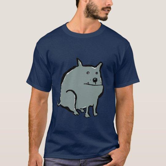 fat dog T-Shirt