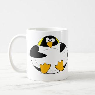 Fat Emperor Penguin Mug