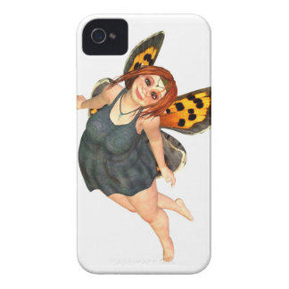 fat fairy iPhone 4 cover