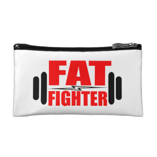 Fat Fighter Cosmetic Bag