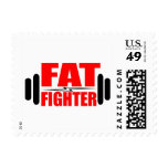 Fat Fighter Postage