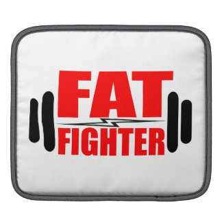 Fat Fighter Sleeve For iPads
