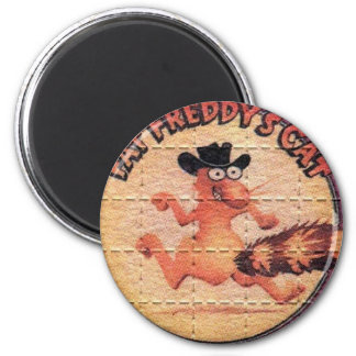 Fat_Freddy_s_Cat LSD 2 Inch Round Magnet