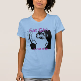 Fat Girl Logo T-Shirt