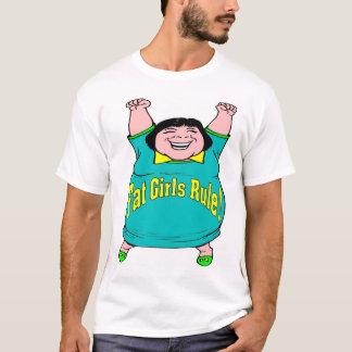 Fat Girls Rule T-Shirt