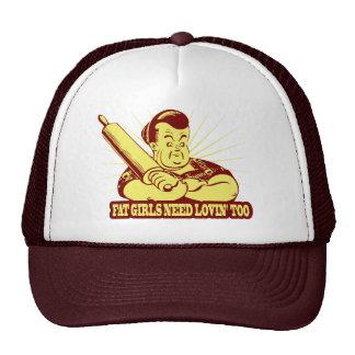 Fat Girls Trucker Hat