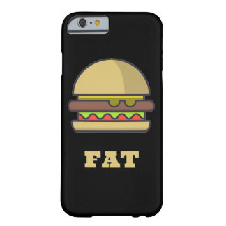 Fat Hamburger Barely There iPhone 6 Case