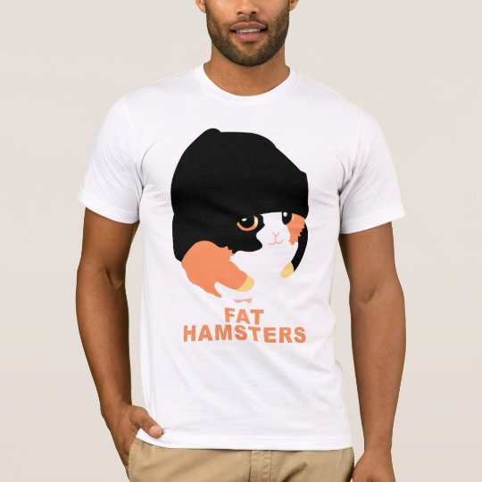FAT HAMSTERS - AA T-SHIRT