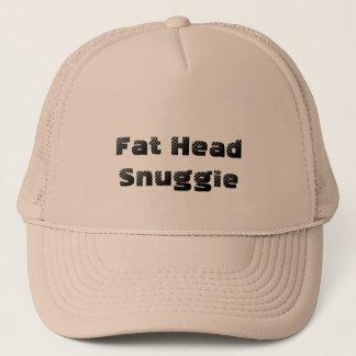 Fat Head Snuggie Hat