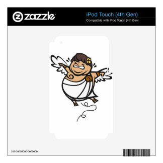 Fat Icarus Decal For iPod Touch 4G