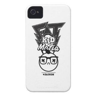 Fat Kid Mafia - The Team Head, Iphone 4 Case