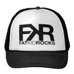 Fat Kid Rocks Trucker Hat