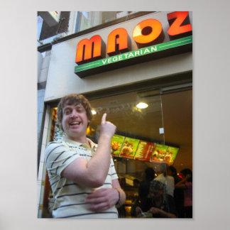 Fat man kebabs poster