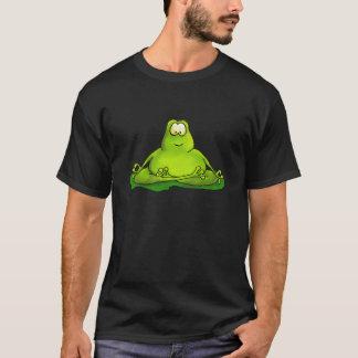 Fat meditating frog T-Shirt