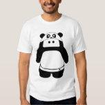 Fat Ninja Panda T-Shirt
