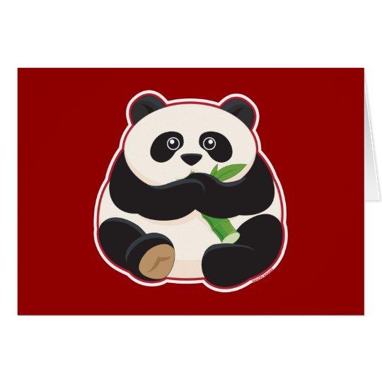 Fat Panda Card