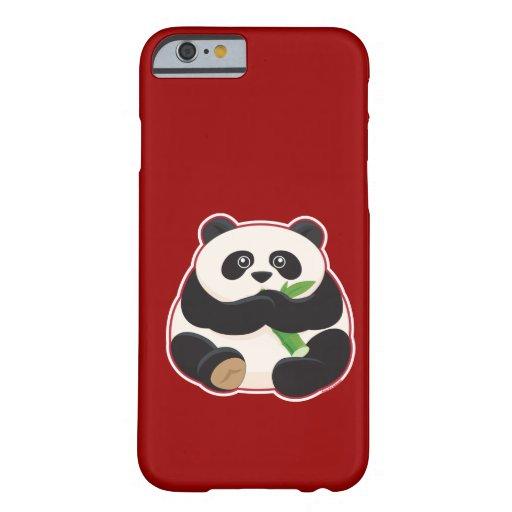 Fat Panda iPhone 6 Case