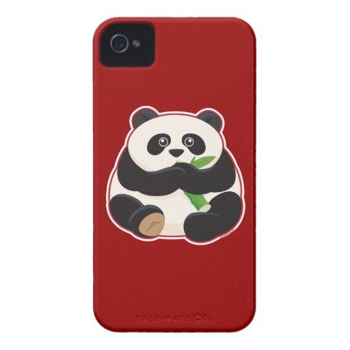 Fat Panda iPhone 4 Cases