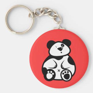 Fat Panda  Keychain